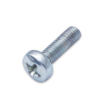 TREND WP-T10/093 - Machine screw pan M5 x 15mm Philips 1