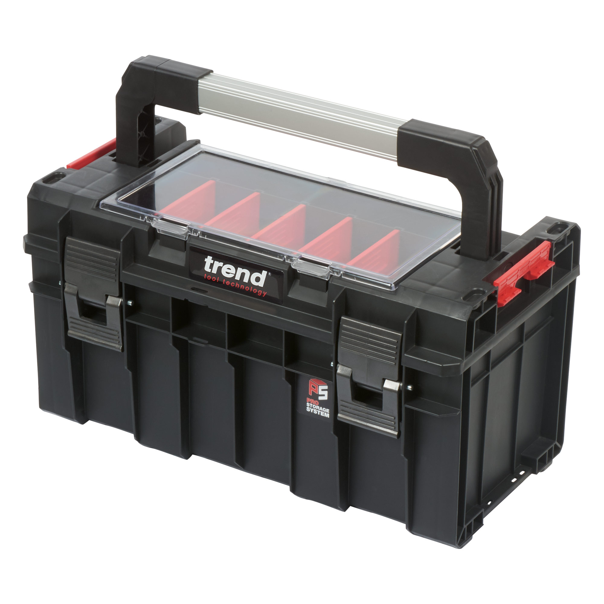 Trend MS//P//200TD Modular Storage Pro Case Toolbox