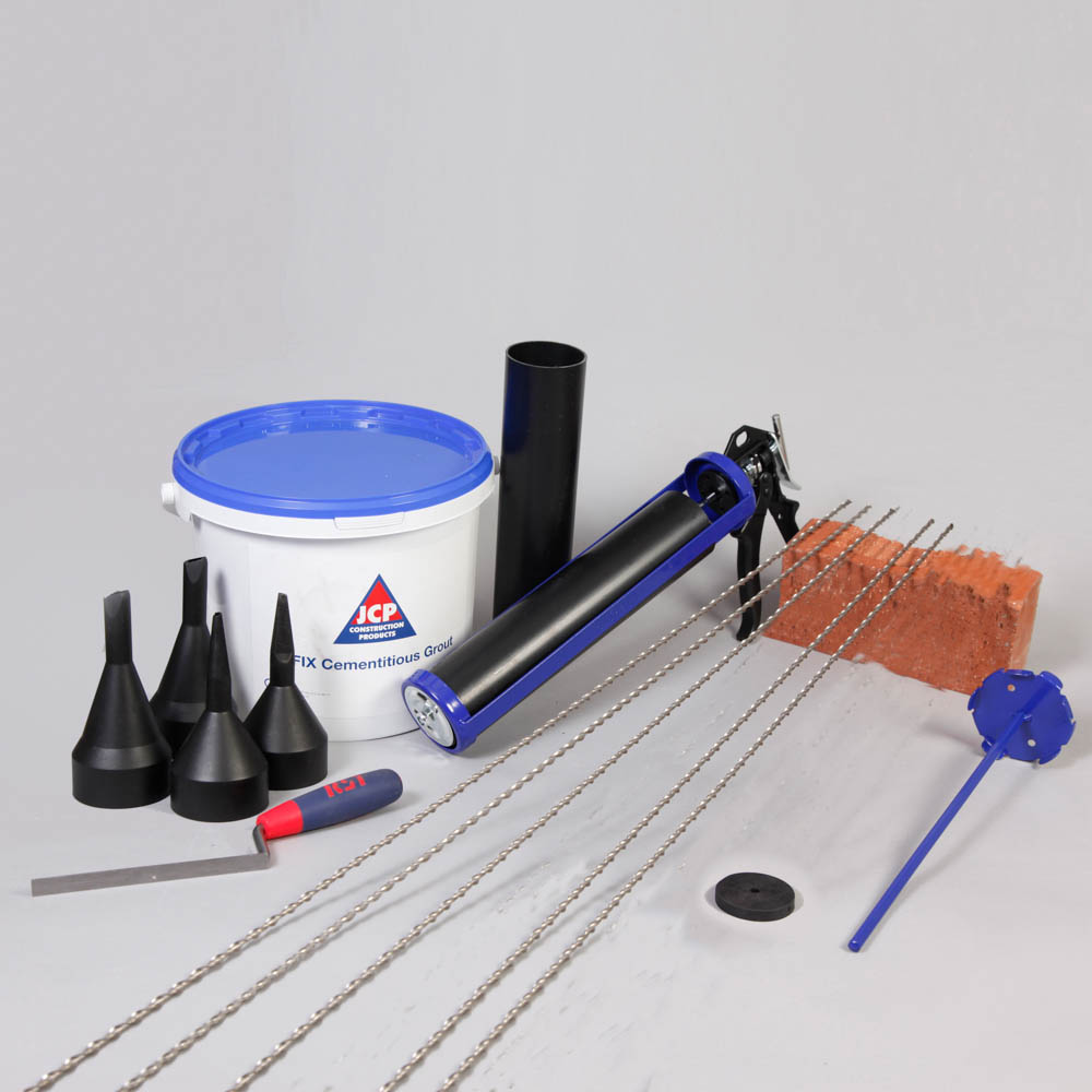 Crack Stitching Kit (Grout)