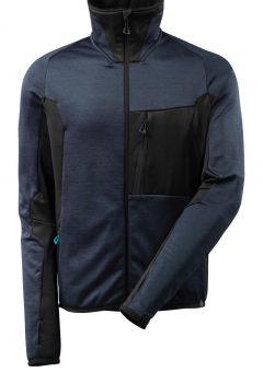 17103-316-01009 Fleece Jumper with zipper