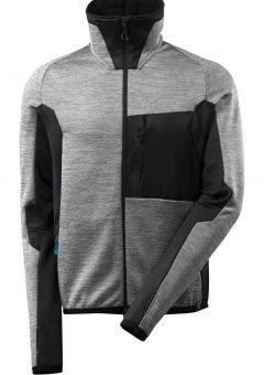 17103-316-0809 Fleece Jumper with zipper