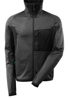 17103-316-1809 Fleece Jumper with zipper