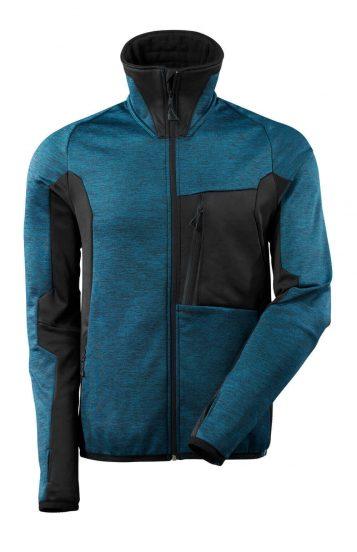 17103-316-4409 Fleece Jumper with zipper