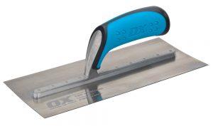 OX Pro Carbon Steel Plasterers Trowel – 120 X 280mm
