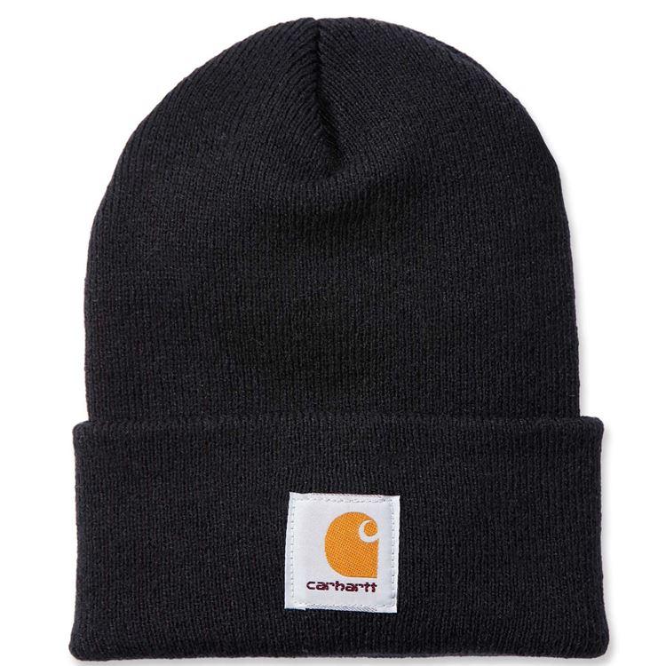 Carhartt Beanie Watch Hat - Black