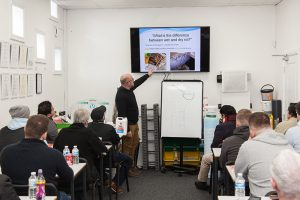 Damp Proof Training Course 2