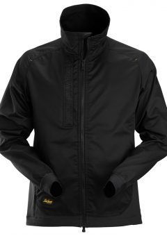 Snickers Jacket AllroundWork Unlined 1549 - Black