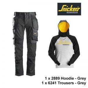 2889 and 6241 bundle - grey