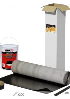 self adhesive tanking membrane bundle