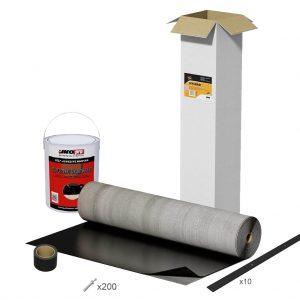 self adhesive tanking membrane bundle