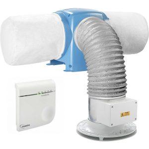 HC with humidity sensor