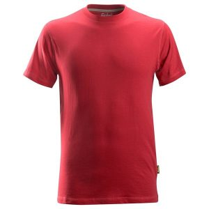 Snickers 2502 T Shirt Red