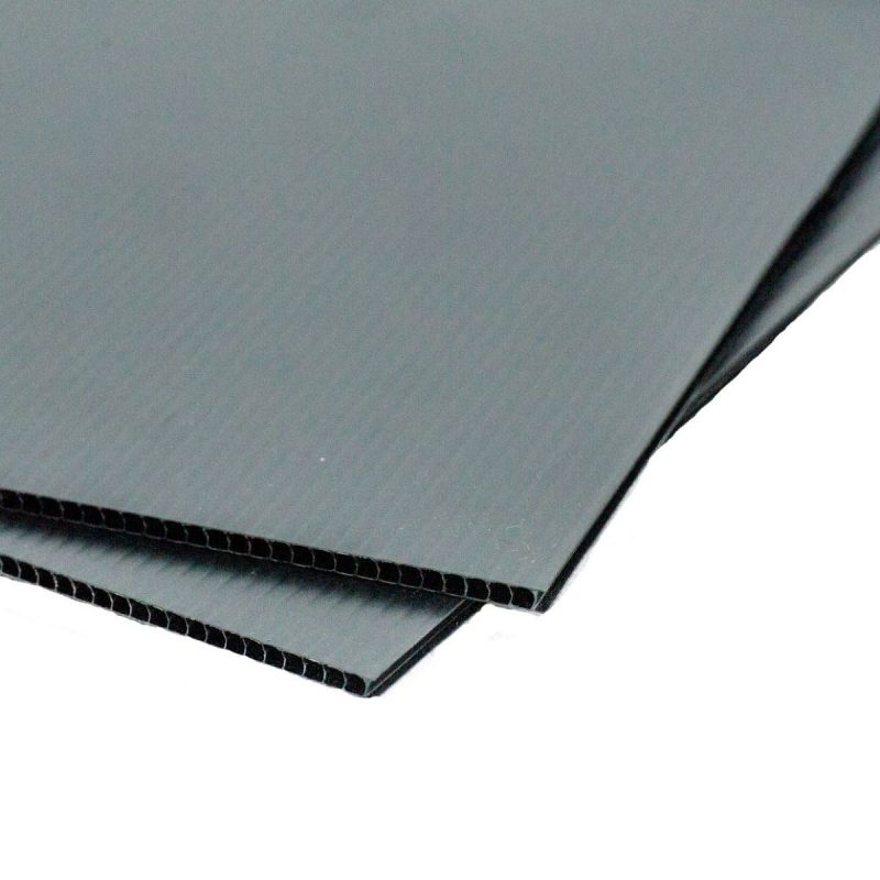 Protection Board 2mm Black Correx
