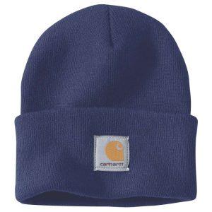 Carhartt Beanie Watch Hat - Dark Blue