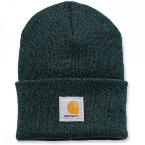 Carhartt Beanie Watch Hat - Hunter Green