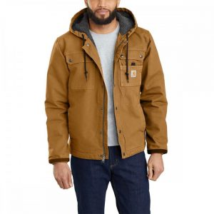 Carhartt Jacket Bartlett - Brown