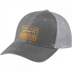 Carhartt Silvermine Cap – Charcoal