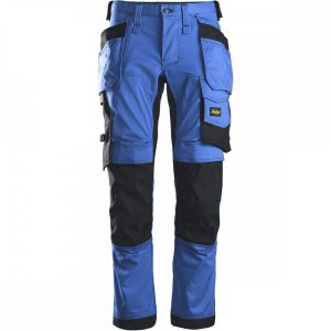 Snickers Trousers 6241 Allround Work Stretch Trouser - True Blue