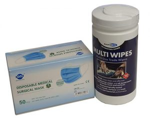 wipes and mask bundle small