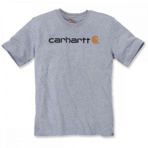 Carhartt T Shirt Short Sleeve - Grey XXL 103361