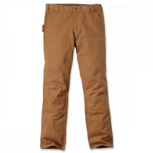 Carhartt Trousers Slim Fit Duck Double - Carhartt Brown