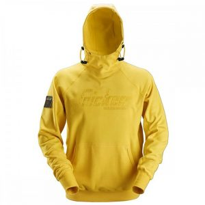 Snickers Hoodie 2881 Logo - Yellow