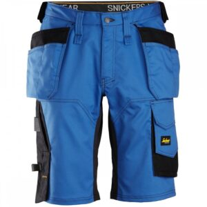 Snickers Shorts 6151 AllroundWork Stretch Holster Pockets - True Blue