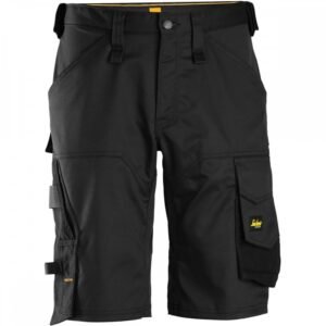 Snickers Shorts 6153 AllroundWork Stretch Holster Pockets - Black