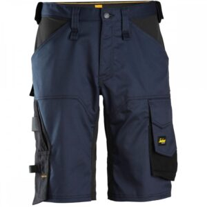 Snickers Shorts 6153 AllroundWork Stretch Holster Pockets - Navy