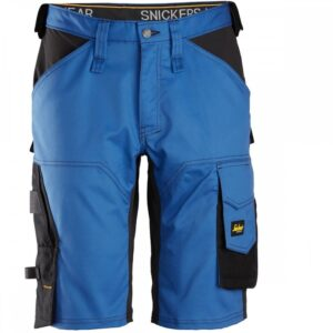 Snickers Shorts 6153 AllroundWork Stretch Holster Pockets - True Blue